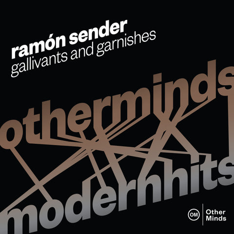 Ramón Sender - Gallivants and Garnishes