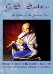 G.S. Sachdev: the Basics of the Bansuri Flute