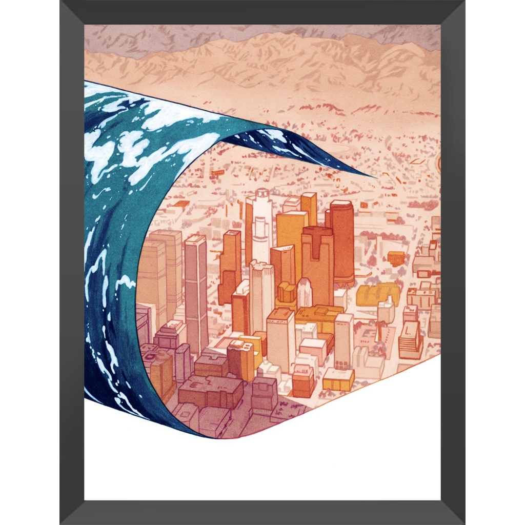 The Climate is Changing - Framed Prints