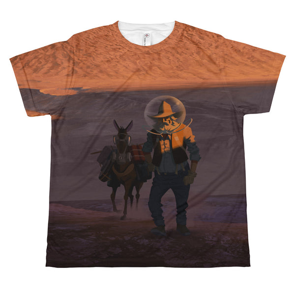 The Prospector - All-over youth sublimation T-shirt