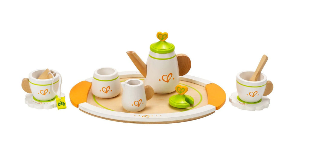 hape tea set for two