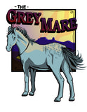 The Grey Mare Book and Audio CD set