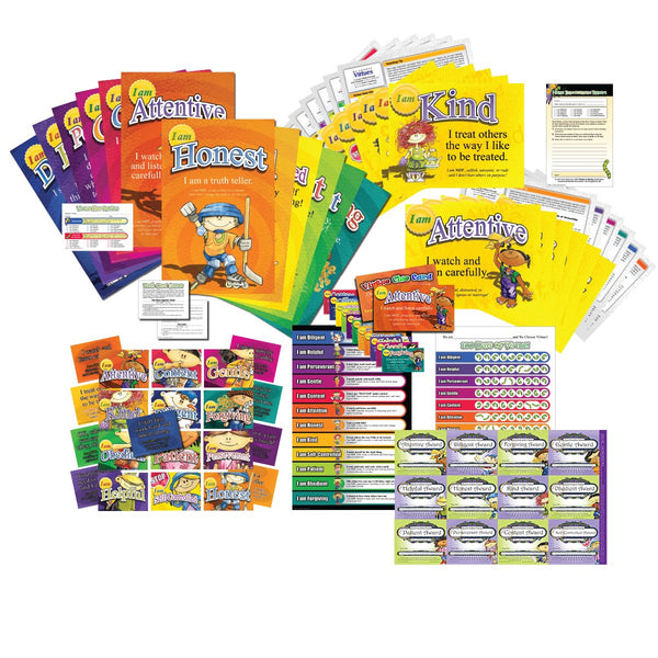 Deluxe CLASSROOM KIT for KIDS