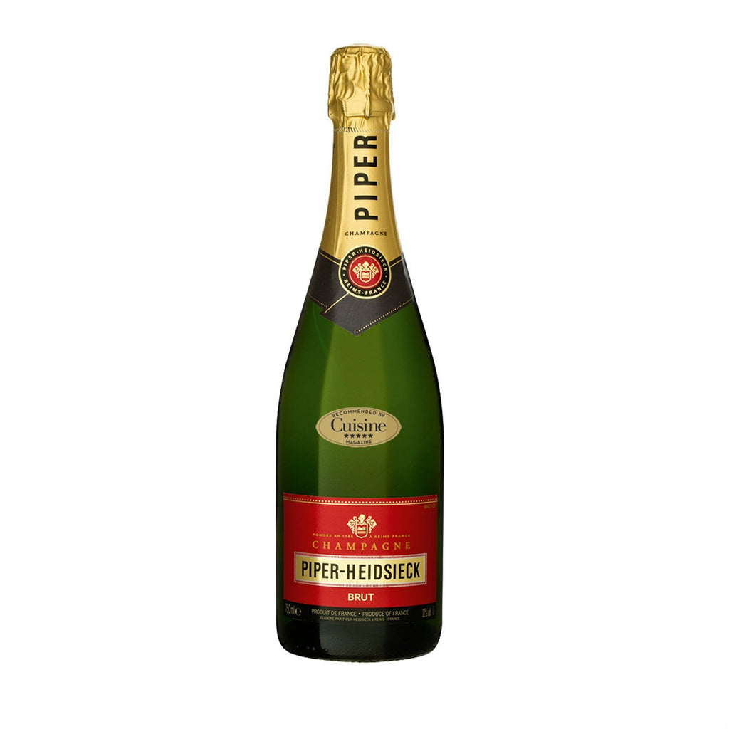 Piper-Heidsieck Champagne Cuvee Brut | De Wine Spot - Curated Whiskey, Small-Batch Wines and Sakes