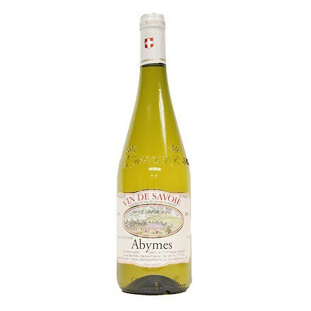 Domaine Labbe Vin de Savoie Abymes Jacquere | De Wine Spot - Curated Whiskey, Small-Batch Wines and Sakes