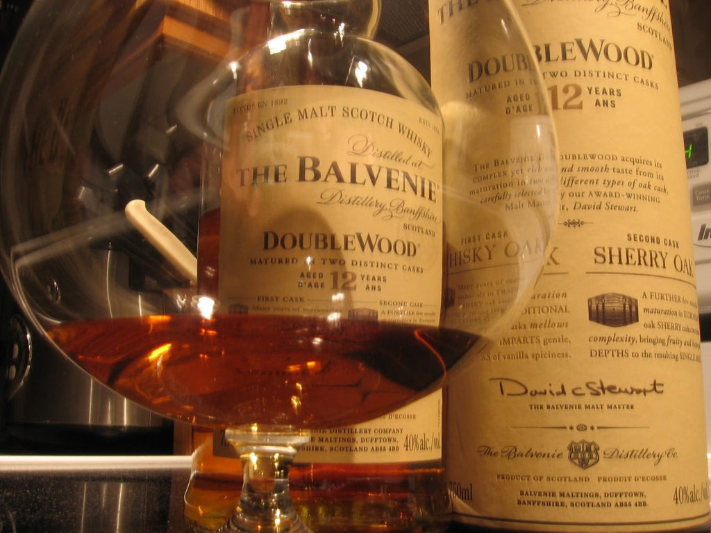 Balvenie Doublewood 12 Year Old Scotch Whisky - De Wine Spot | Curated Whiskey, Small-Batch Wines and Sakes