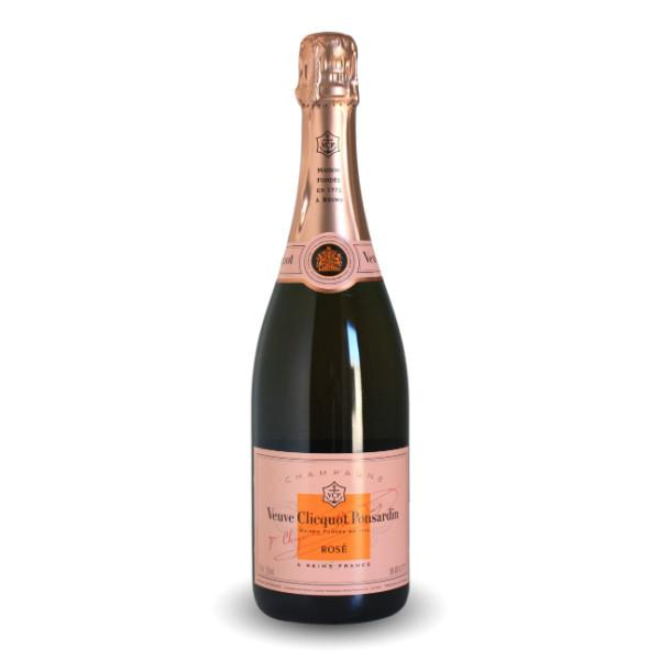 Veuve Clicquot Brut Rose Champagne | De Wine Spot - Curated Whiskey, Small-Batch Wines and Sakes