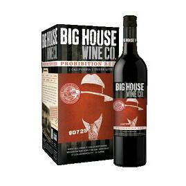 Big House Wine Company Prohibition Red Scarface - De Wine Spot | Curated Whiskey, Small-Batch Wines and Sakes