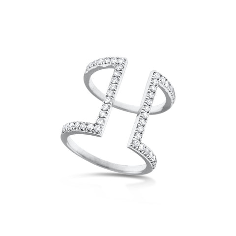 KC Designs Diamond Ring