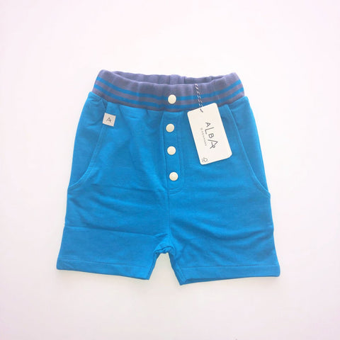 Seaport Blue Shorts