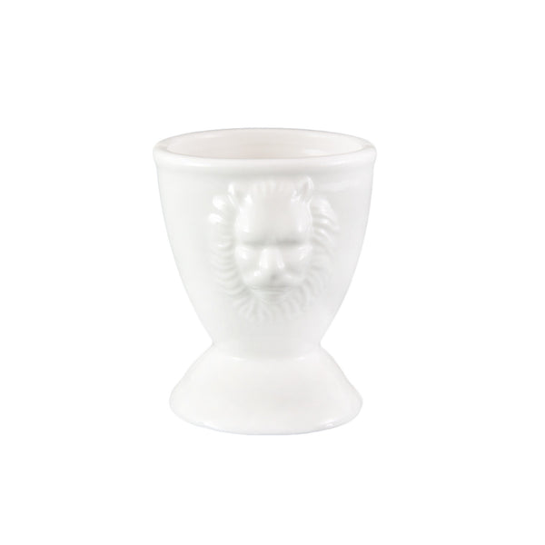 Lion Head Egg Cup