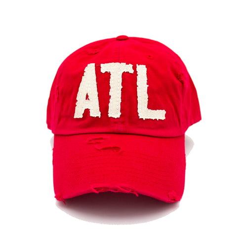 ATL Hat - Red