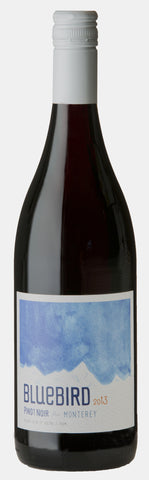 Bluebird Pinot Noir, Monterey County California - 2014