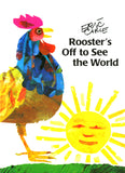 Eric Carle Rooster Off to See the World Singapore