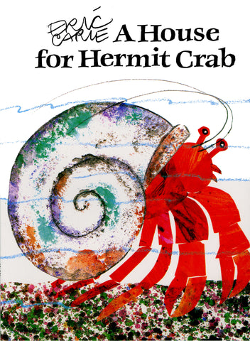 Eric Carle A House for Hermit Crab Singapore