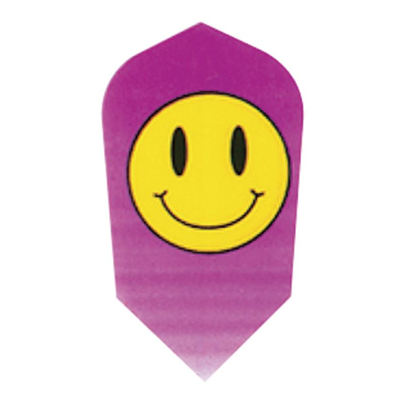 Poly Royal Hard Flights Slim Smiley Face