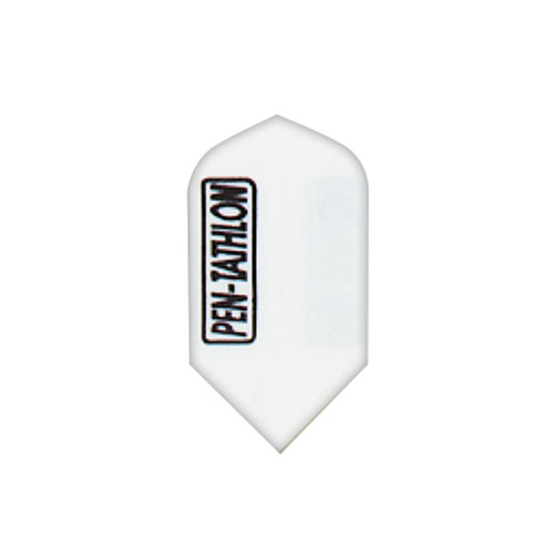 Pentathlon Flights - Slim White