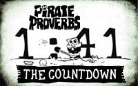 Pirate Proverbs Countdown