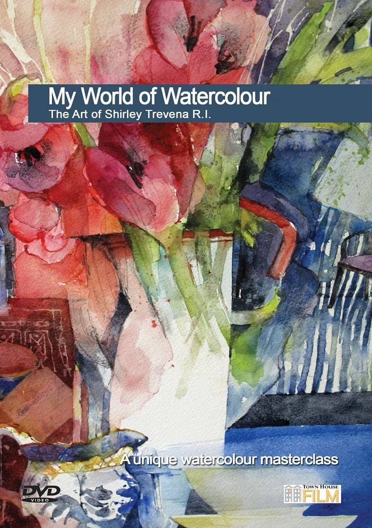 My World of Watercolour: The Art of Shirley Trevena
