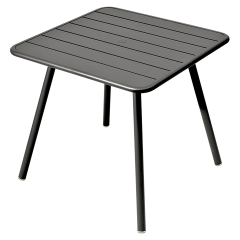 SQUARE OUTDOOR TABLE 80