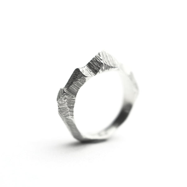 Memories of Mountains - Sterling Ring