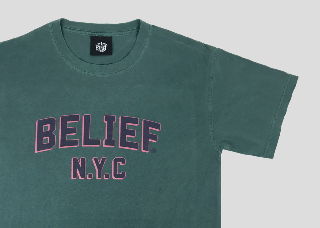 College Tee - Spruce