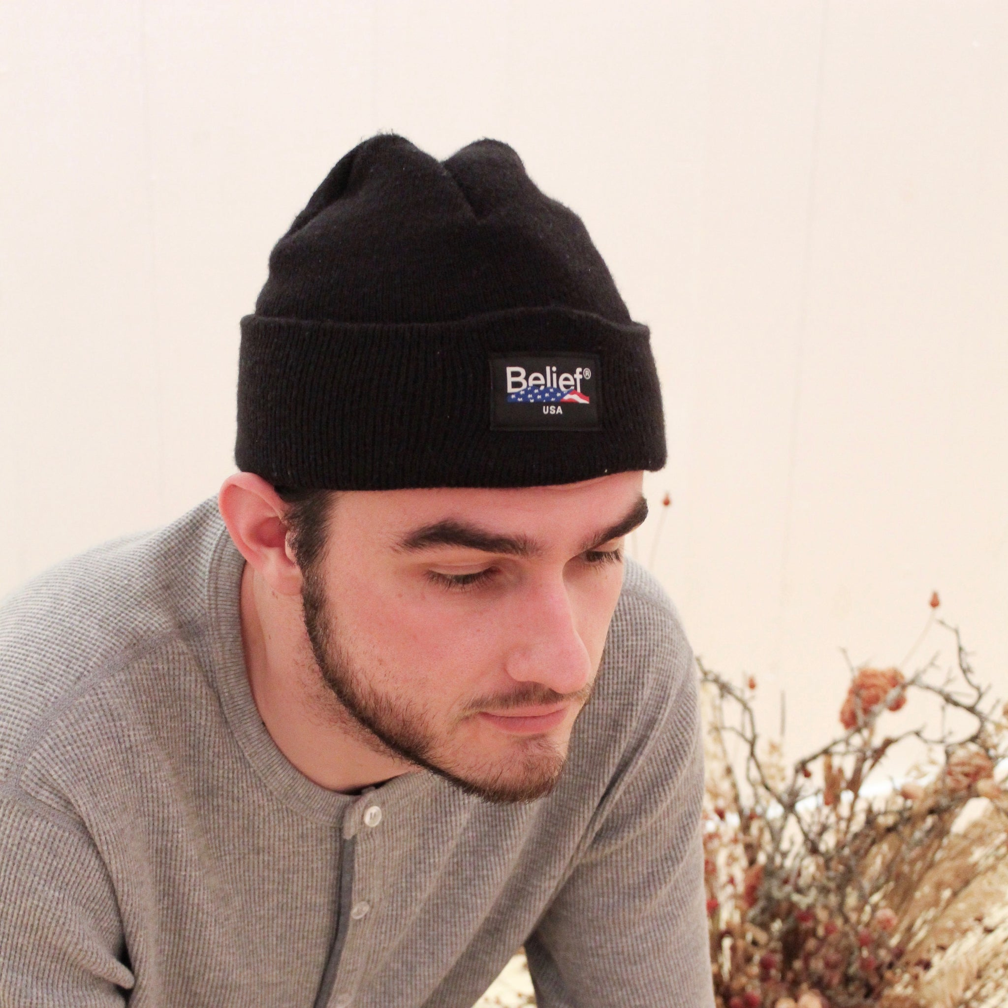 United Beanie - Black