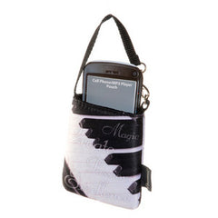 Cell Phone Pouch-Keyboard