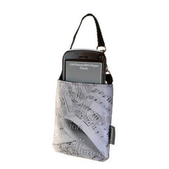 Cell Phone Pouch-Notes