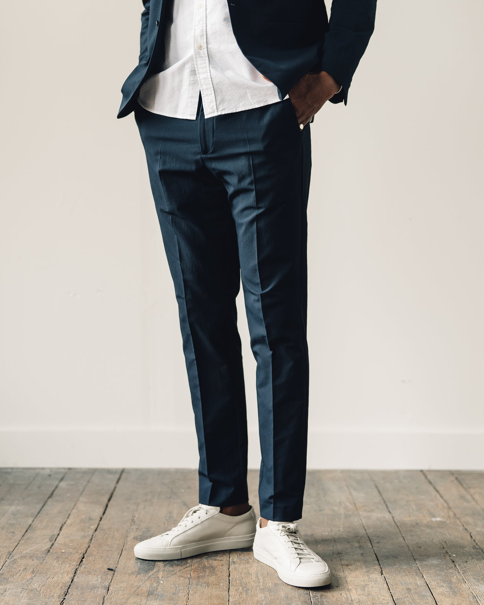 Norse Projects Thomas Travel Pant, Navy
