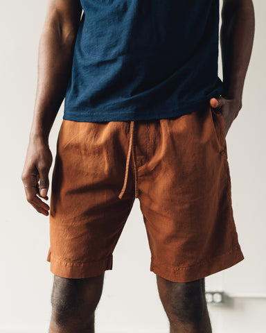 You Must Create Jay Skate Short, Brown