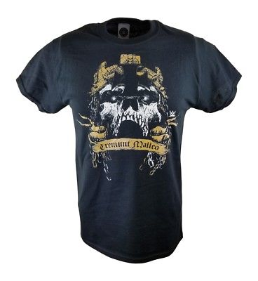 Triple H Tremble before the Hammer WWE Mens T-shirt Single Sided Print