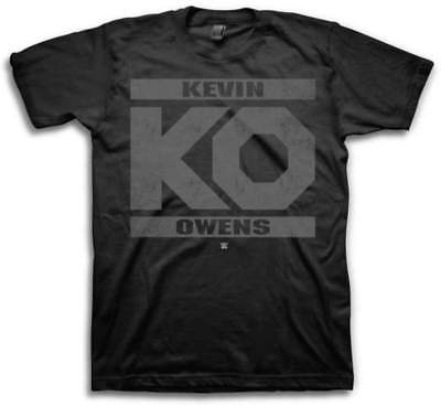 Kevin Owens Big KO WWE Mens T-shirt