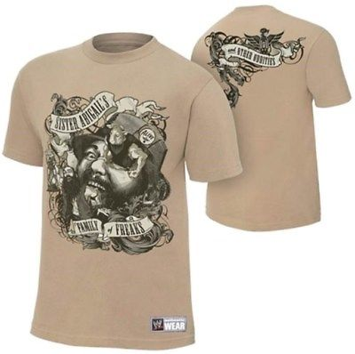 Wyatt Family of Freaks Sister Abigail WWE Authentic T-shirt