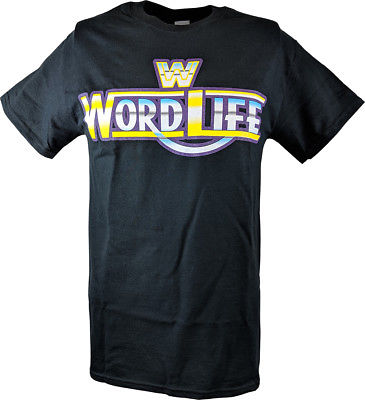 John Cena Word Life Mens Black T-shirt