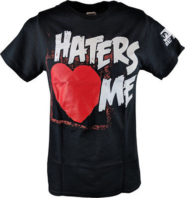 The Miz Haters Love Me Cuz I'm Awesome Mens T-shirt