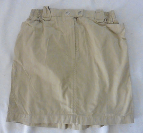 New QUINCY designer beige skirt 8t £41