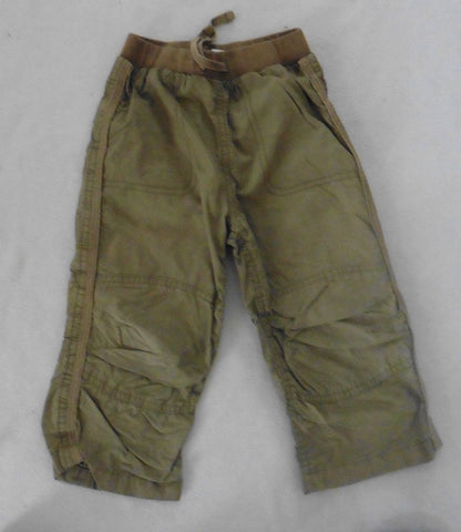 MINI MODE khaki trousers fit 2-3y