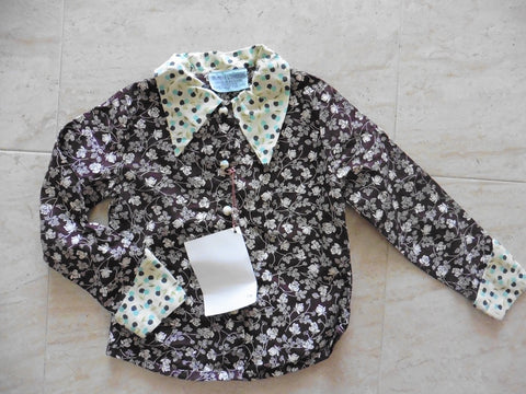 New BUNNY LONDON blouse fits 4-5y