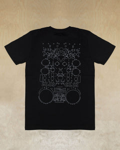 SHORTSLEEVE TEE TF2018 (BLACK)