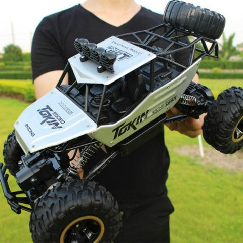4WD Monster Rock Crawler