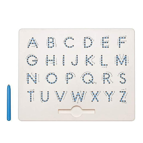 MagneticTAB™  Alphabet and Number Doodle Pad