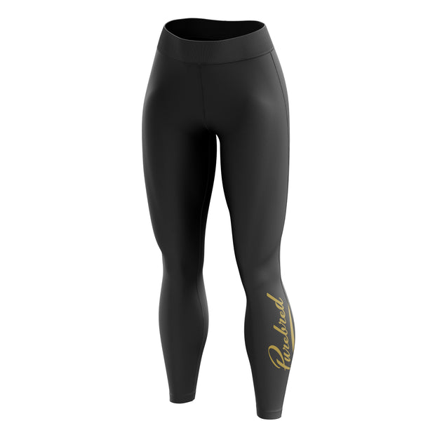 Limited Edition Purebred yoga pants - Iampurebred