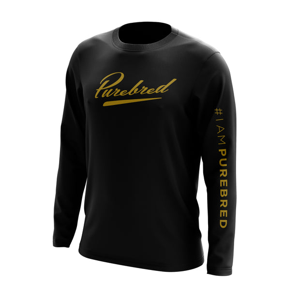 Limited Edition Dry-fit long sleeve - Iampurebred