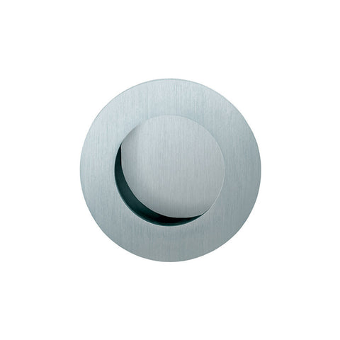 Picture of FSB Circular Flush Pull Small - Open