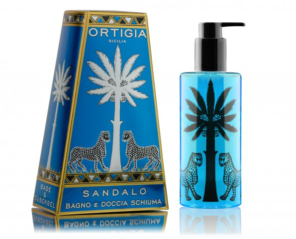 Sandalo Body Wash 250ml