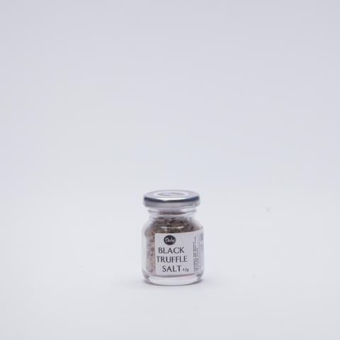 Dishy | Flake Salt | Truffle Black | 42g