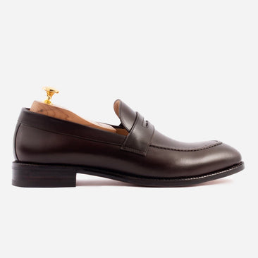 Cohen Loafer - Calfskin Leather - Brown