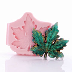 X-Large Leaf Silicone Mold
