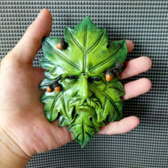 """Nature Man"" Silicone Mold #1"